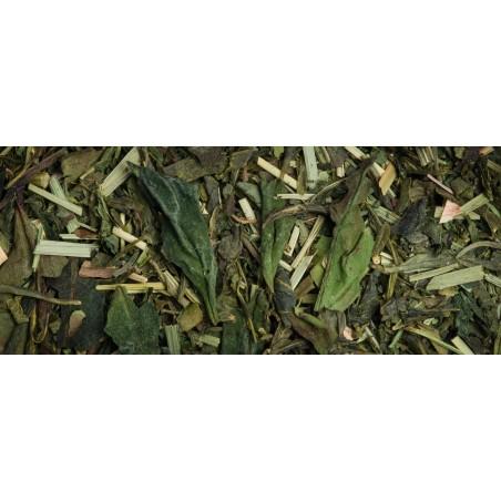Thé détox aux plantes purifiantes