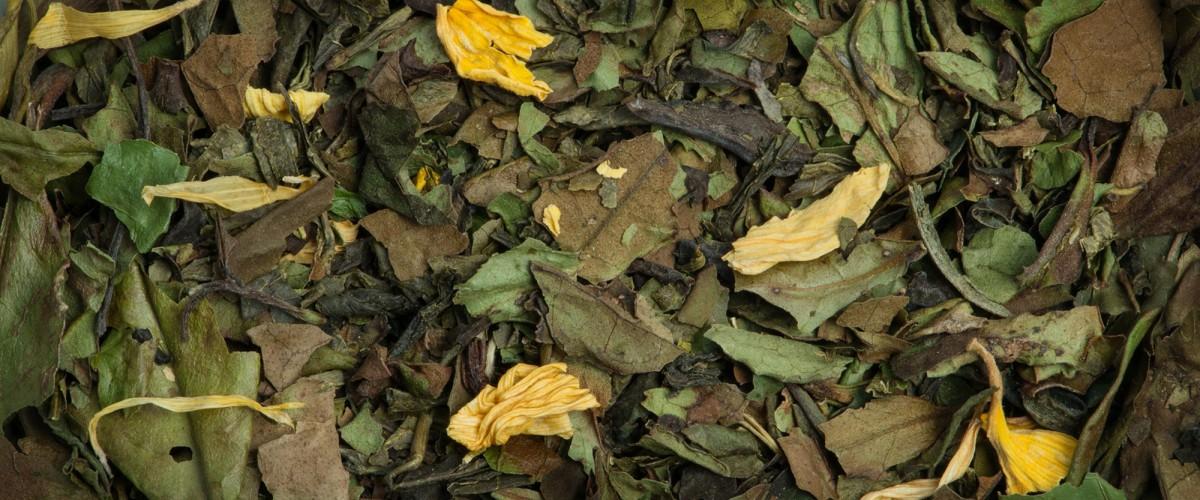 Thés blanc & vert bio : Cookie à la vanille