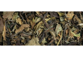 "Organic ""Pai Mu Tan"" white tea"