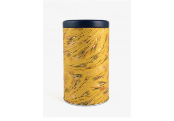 Washi paper tin - wheat ears