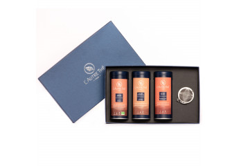 "Coffret ""3 Thés gourmands..."