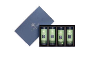 """Gift box """"4 rare plain teas"""""""