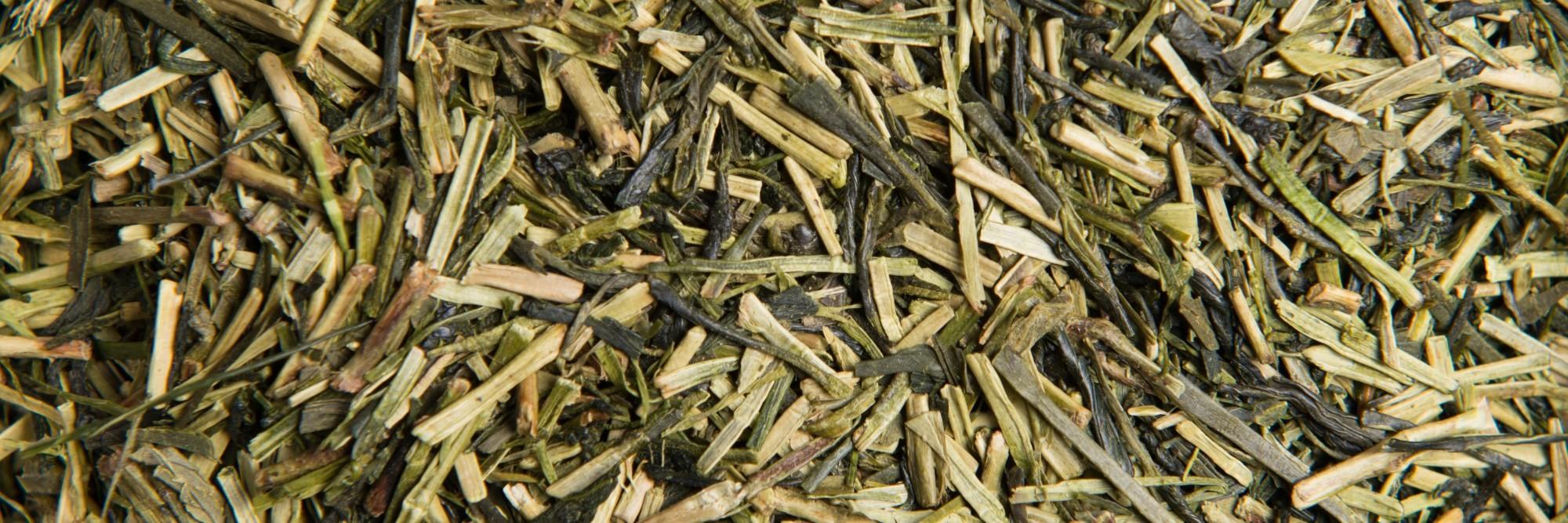 Kukicha   Thé vert bio japonais en vrac faible en théine