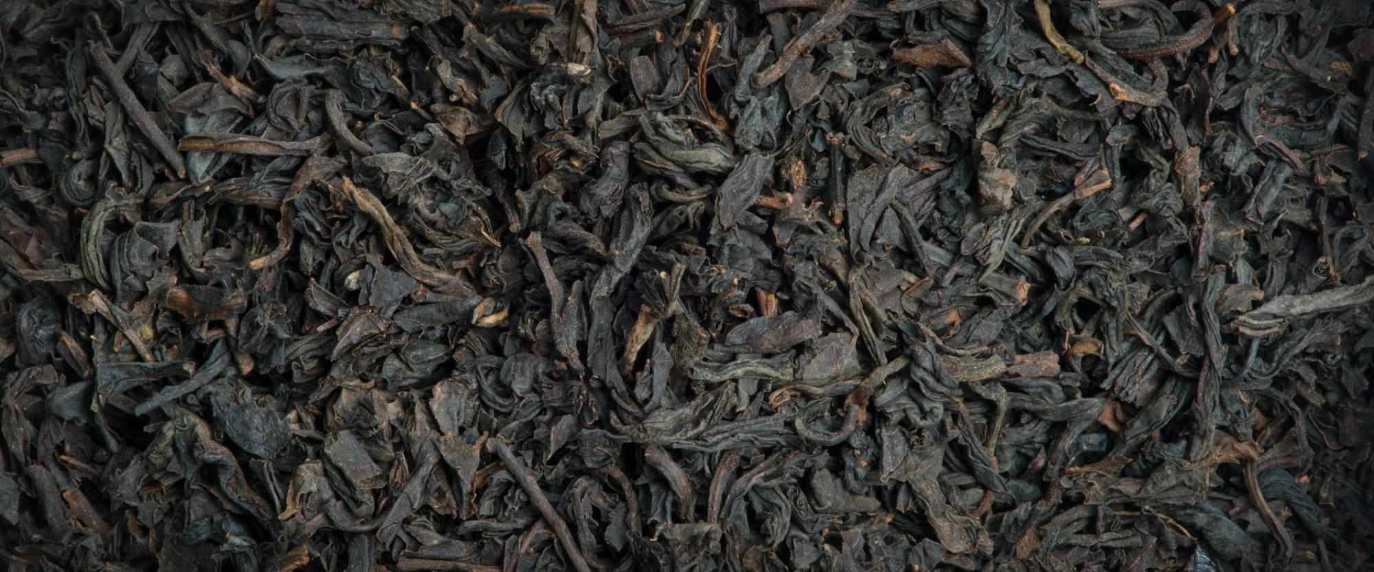 Lapsang Souchong | Thé noir de Chine fumé certifié bio