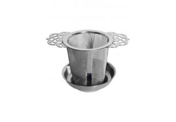 Stainless steel 2 handles...