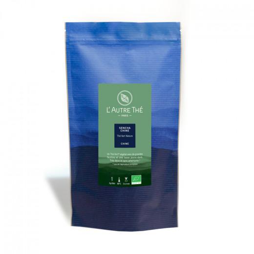 Thé vert Sencha de Chine bio