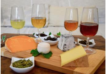 Cheese & Tea pairing...