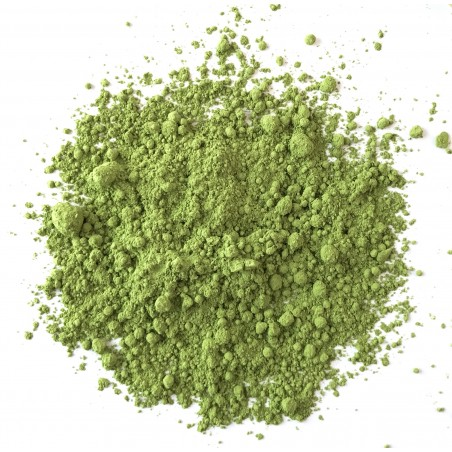 Thé vert matcha bio en poudre