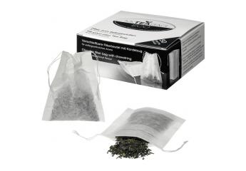 Individual paper filter bags