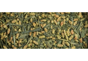 "Green tea ""Genmaicha"""