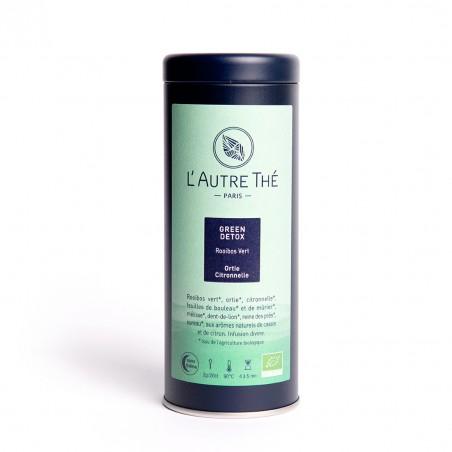 Rooibos vert detox bio