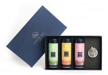"""Gift box """"3 organic..."""