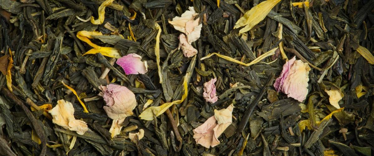 Thé vert fleuri Fragrance N°10