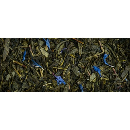 Earl Grey Green Tea - Organic