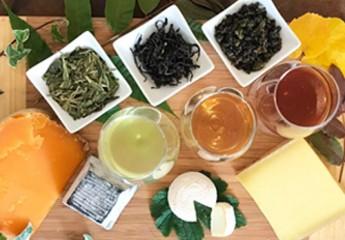 Cheese & Tea Workshop