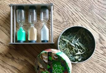 5 shades of tea Workshop