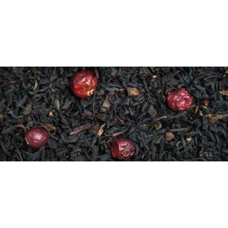 Thé noir biologique aux 4 fruits rouges | L'Autre Thé