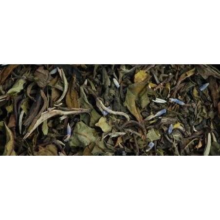 Thé blanc & vert bio : Vanille et lavande | L'Autre Thé
