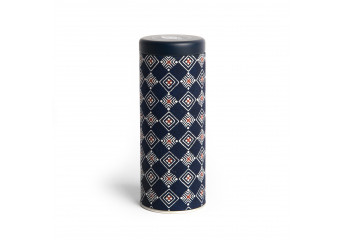 Washi box - Blue lozenge