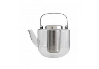 Glass tea Pot 0,75L