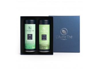 Gift box 2 organic detox...