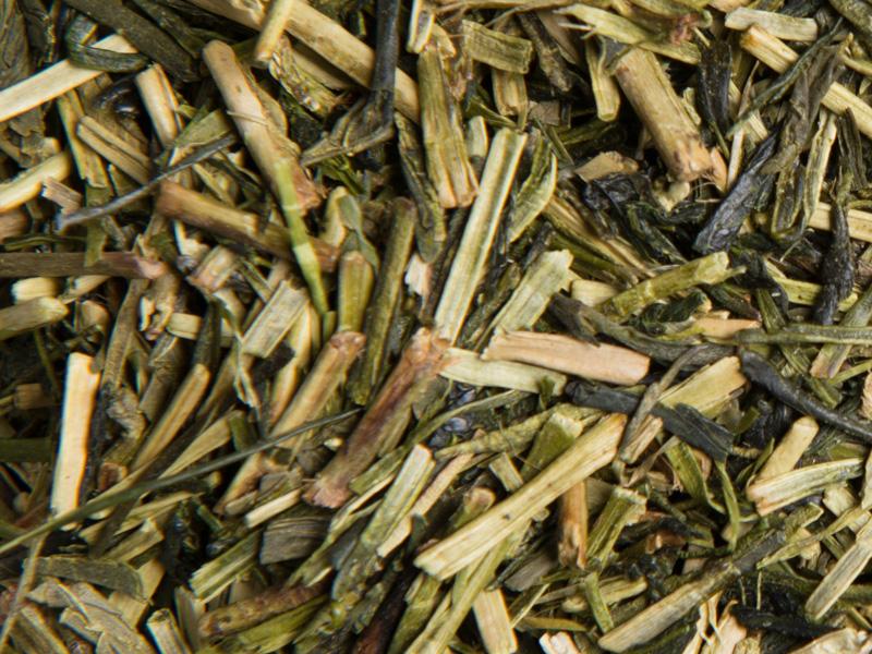 Thé vert du Japon Kukicha