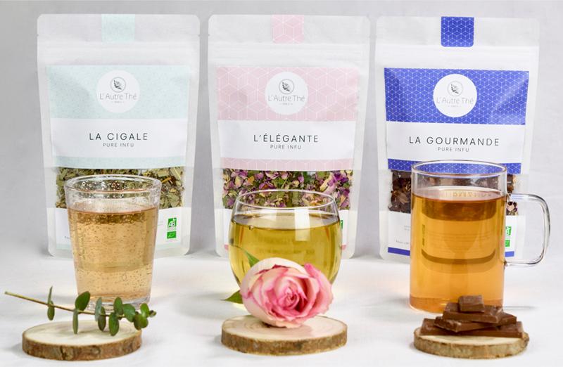 Si le thé vous empêche de dormir, choisissez nos tisanes bio Pure Infus
