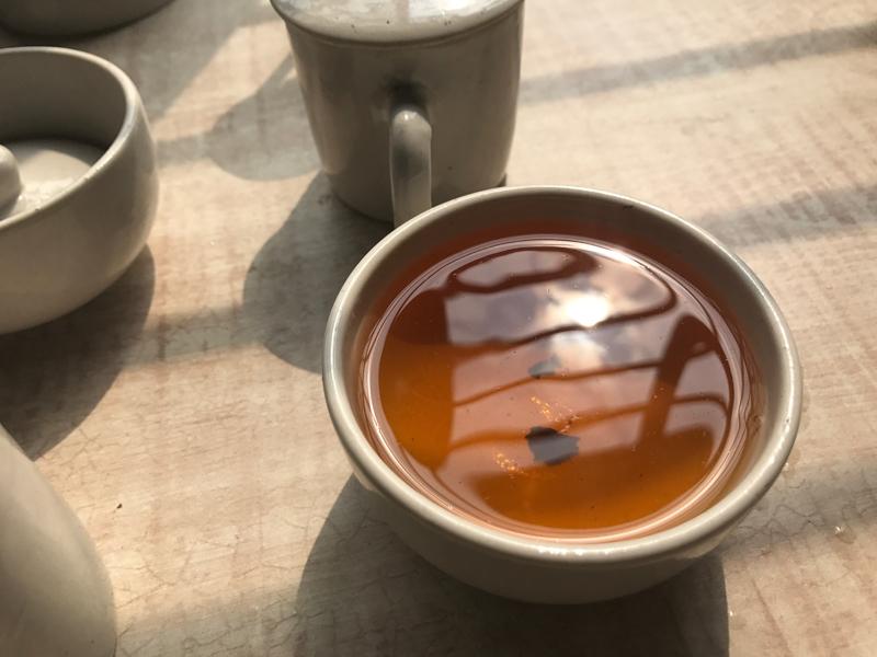 Tasse de Darjeeling