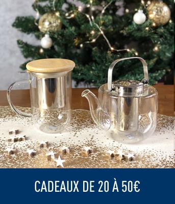 Idées cadeaux entre 30 et 50€