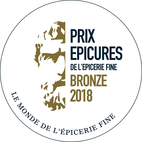 Label Epicure : Prix Bronze 2018