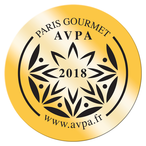 Trophé OR : AVPA Paris Gourmet 2018