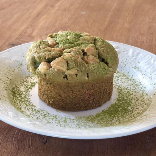 Recette : muffins matcha