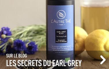 Sur le blog : les secrets du Earl Grey