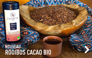 Nouveau rooibos cacao