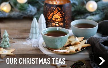 Our Christmas teas