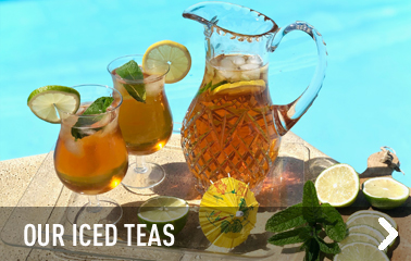 Our iced teas