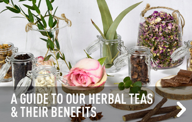 All about our organic herbal teas