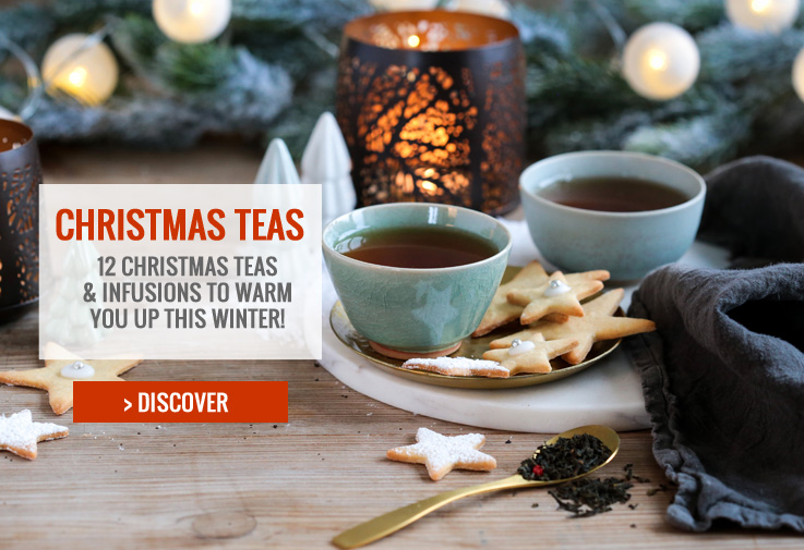12 Christmas teas to warm you up this winter