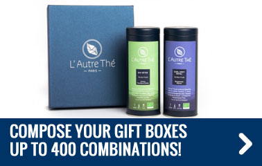 Compose your gift boxes : up to 400 combinations