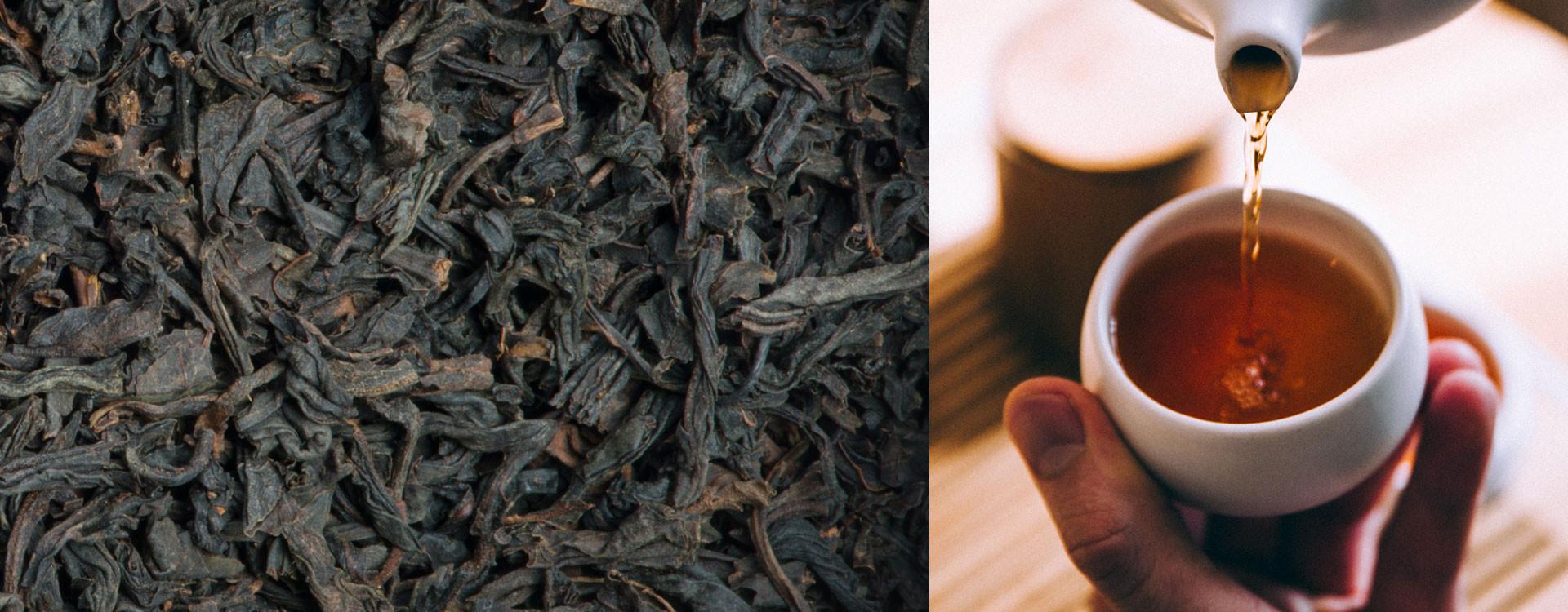 9 questions sur le thé fumé Lapsang Souchong