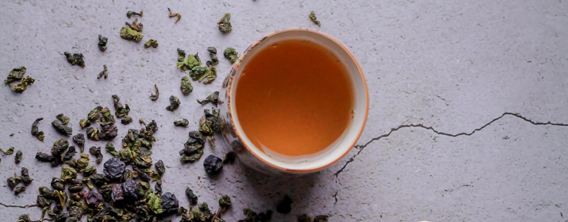Tout savoir sur le thé oolong