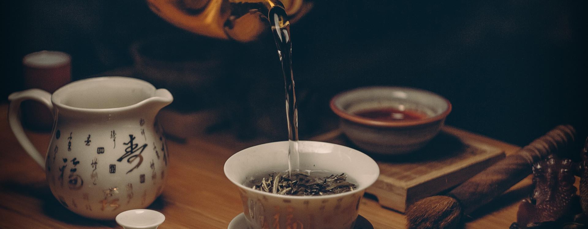 Thé blanc  : la quintessence du thé